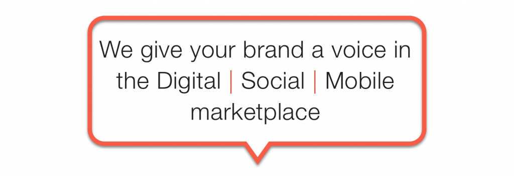 Msg2Mkt LLC gives your brand a voice in the digital social mobile marketplace